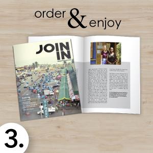 Order & enjoy