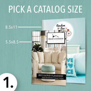 pick a catalog size