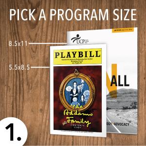 Pick a program size