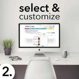 select & customize program templates