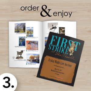Order your event program